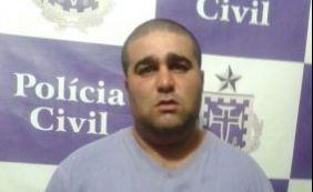 Polícia prende mais um envolvido em assalto a banco em Barro Alto