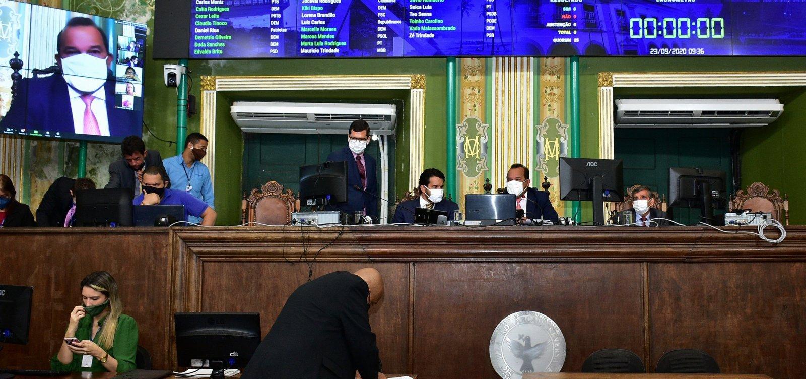 Câmara Municipal de Salvador define comissões