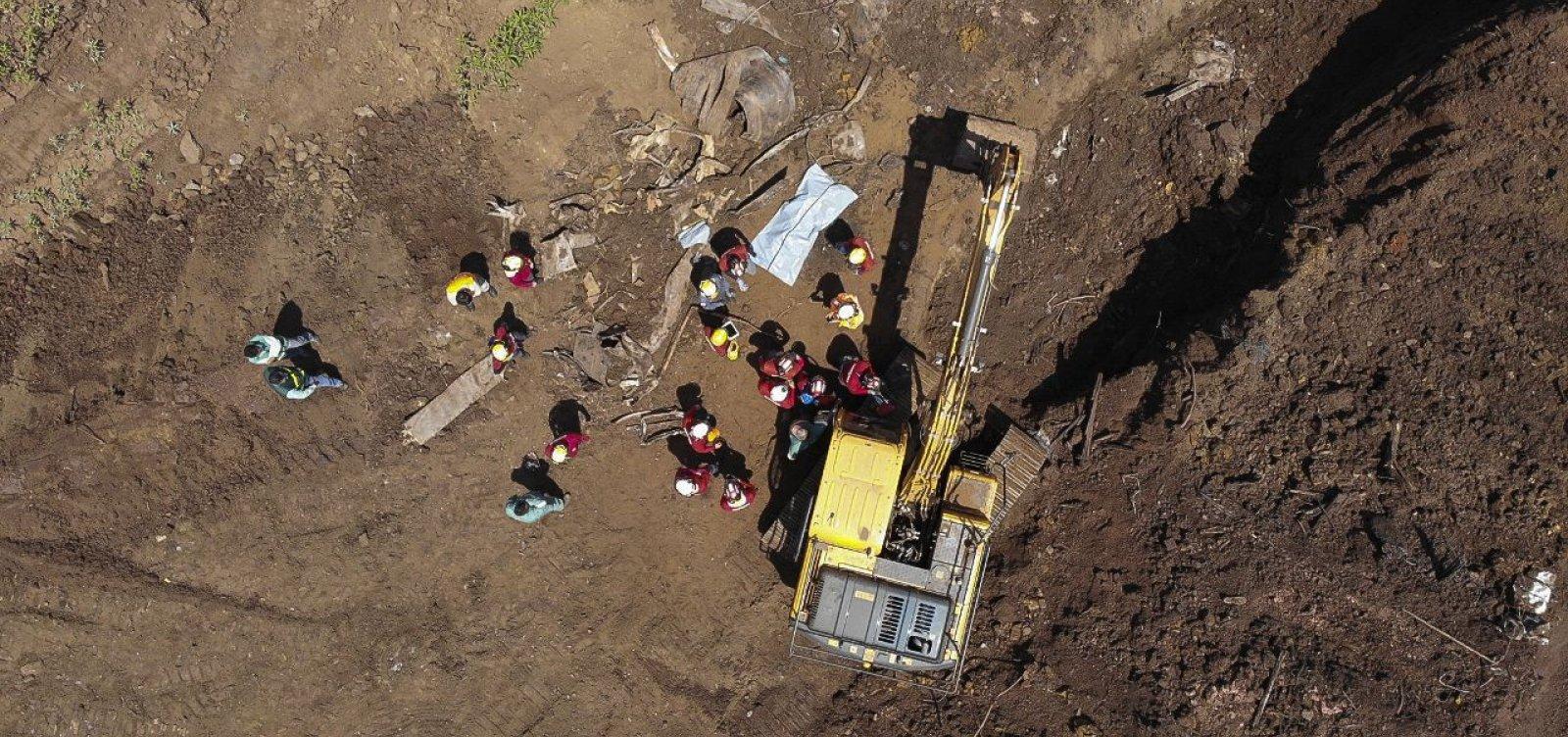 Vale assina acordo de R$ 37,680 bilhões para reparar tragédia de Brumadinho