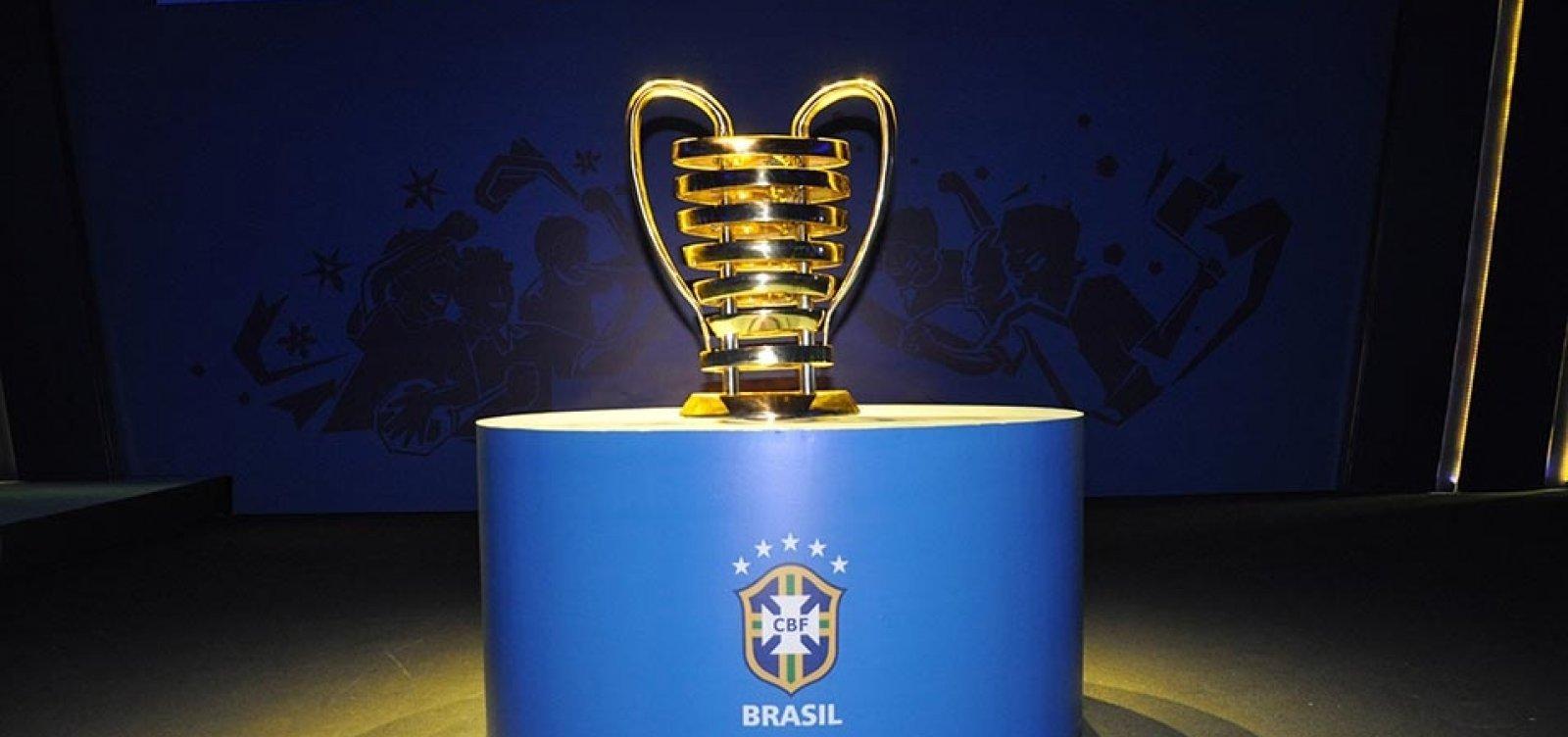 Bahia e Vitória conhecem adversários para Copa do Nordeste