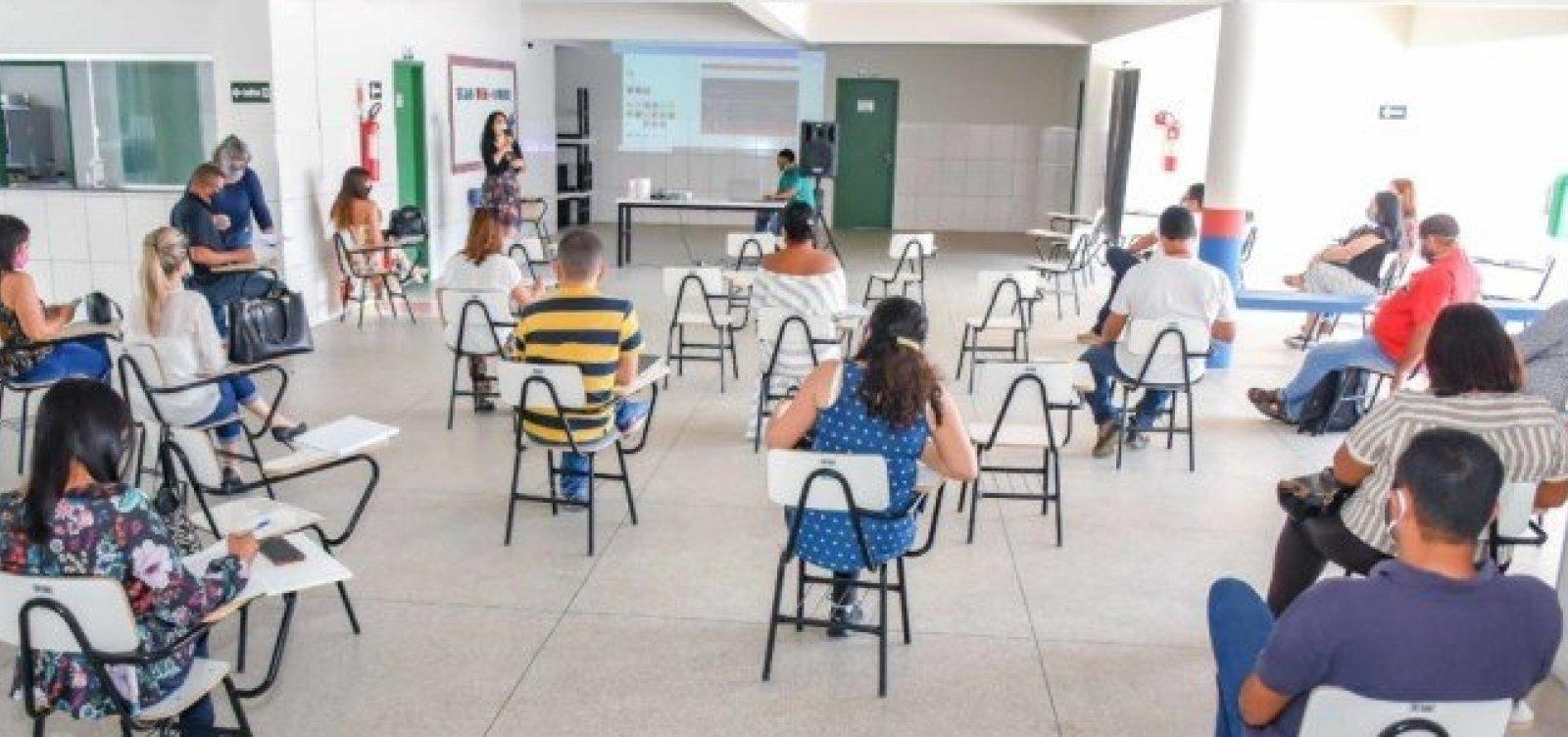 Prefeitura de Porto Seguro anuncia início de aulas remotas na rede municipal em março