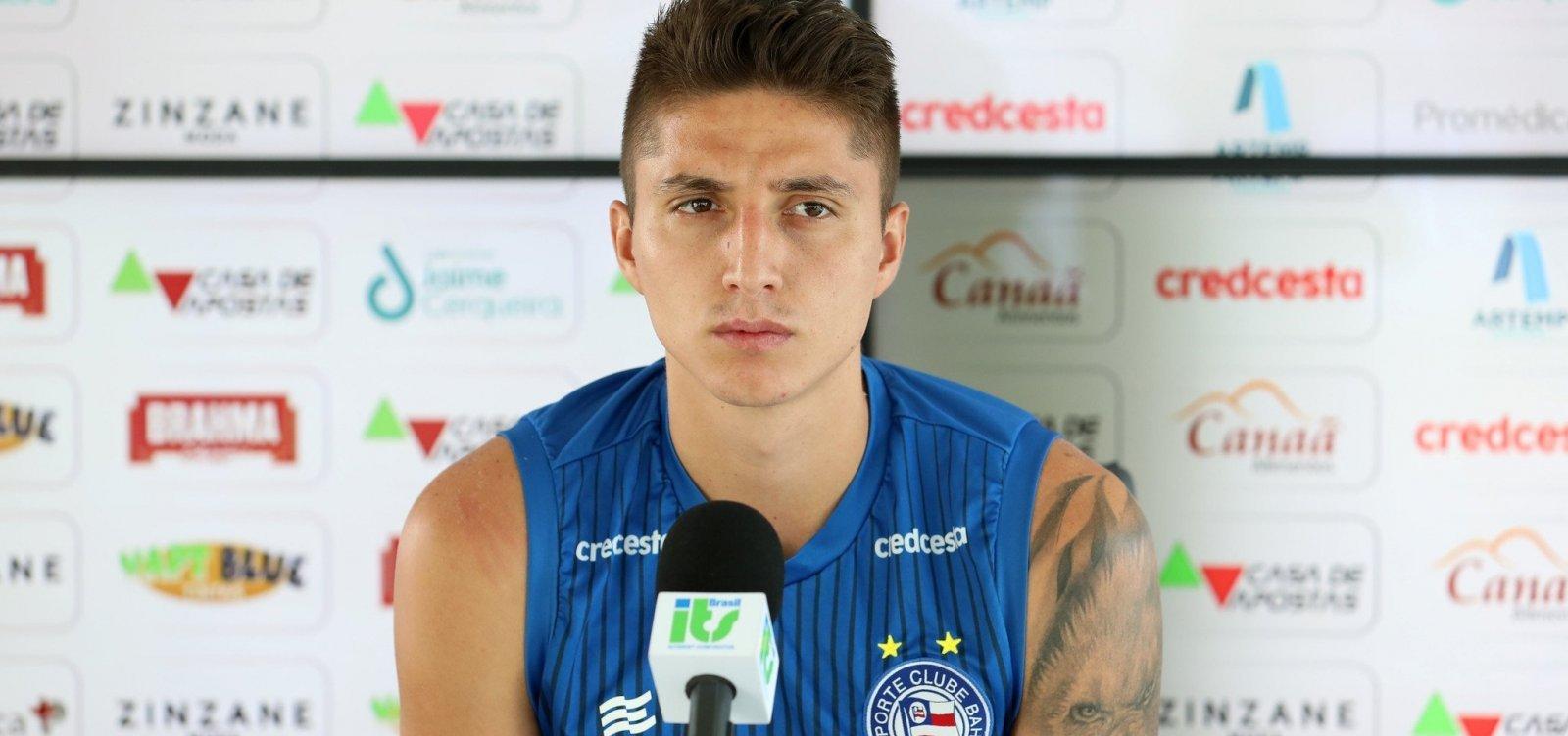 Polícia Civil indicia jogador Ramírez, do Bahia, por injúria racial contra Gerson, do Flamengo