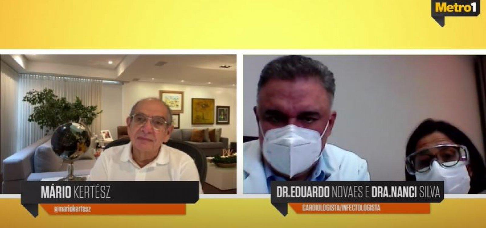 Médicos refutam tratamento precoce contra o coronavírus: 'Kit Covid é kit ilusão'