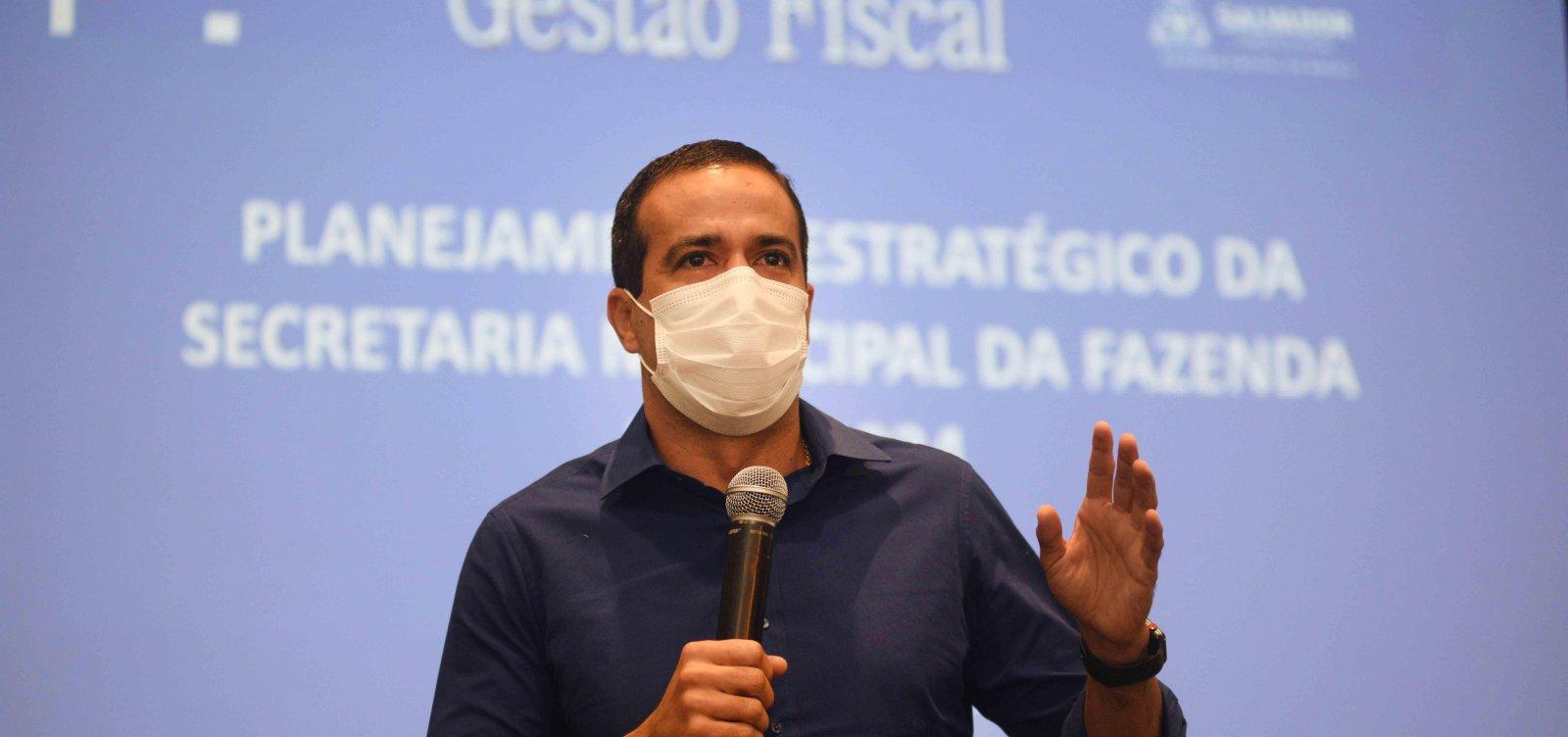Prefeitura convoca professores concursados na próxima semana, diz Bruno Reis