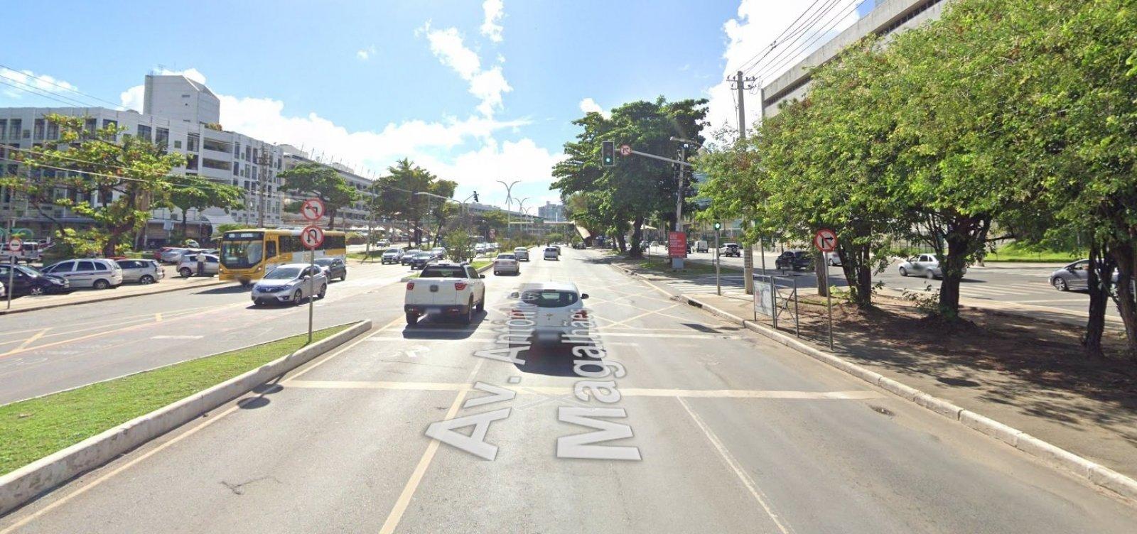Trânsito no Itaigara terá mudanças a partir deste sábado; confira