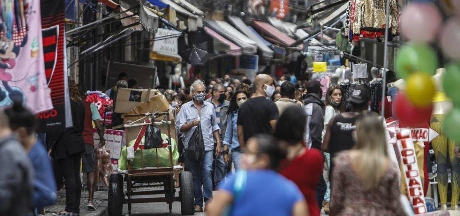 Coronavírus: Brasil tem doses para vacinar ¼ da população prioritária no 1º trimestre