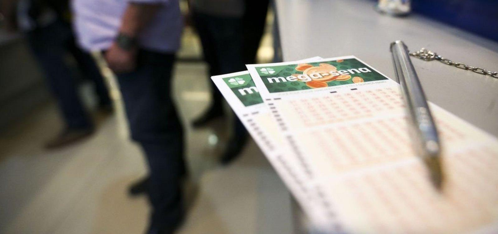 Mega-Sena sorteia hoje (07) prêmio estimado em R$ 2,5 milhões