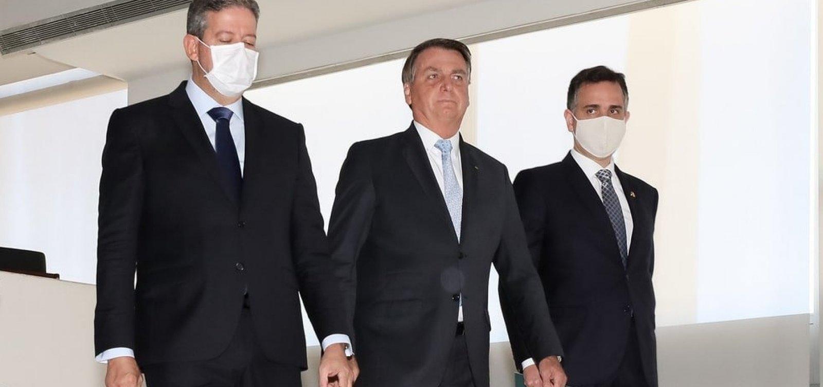 Após vencer eleições do Congresso, Centrão busca tomar espaço de militares no governo