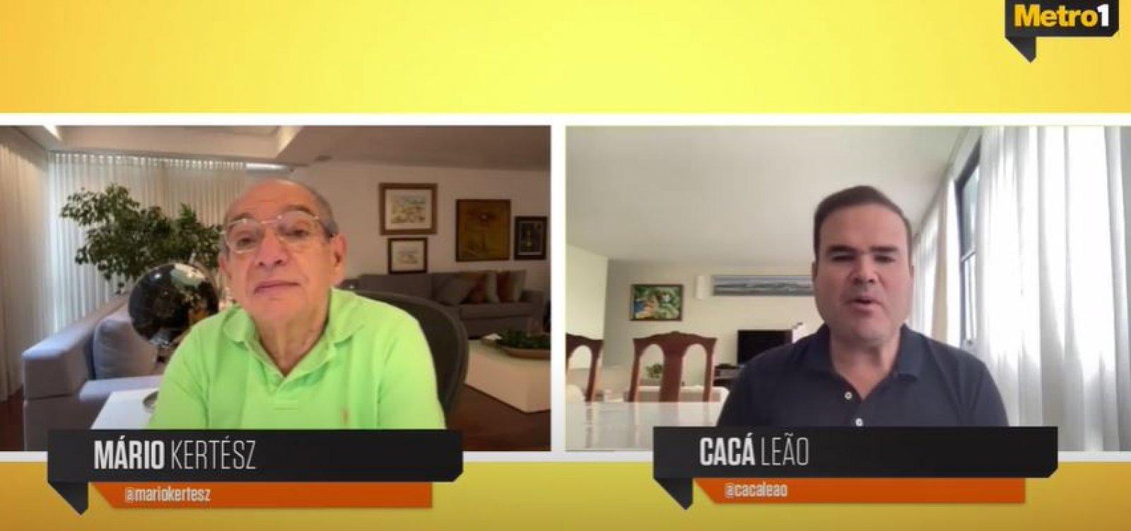Cacá diz que Maia 'perdeu a mão' na eleição da Câmara e avalia escolha por Arthur Lira