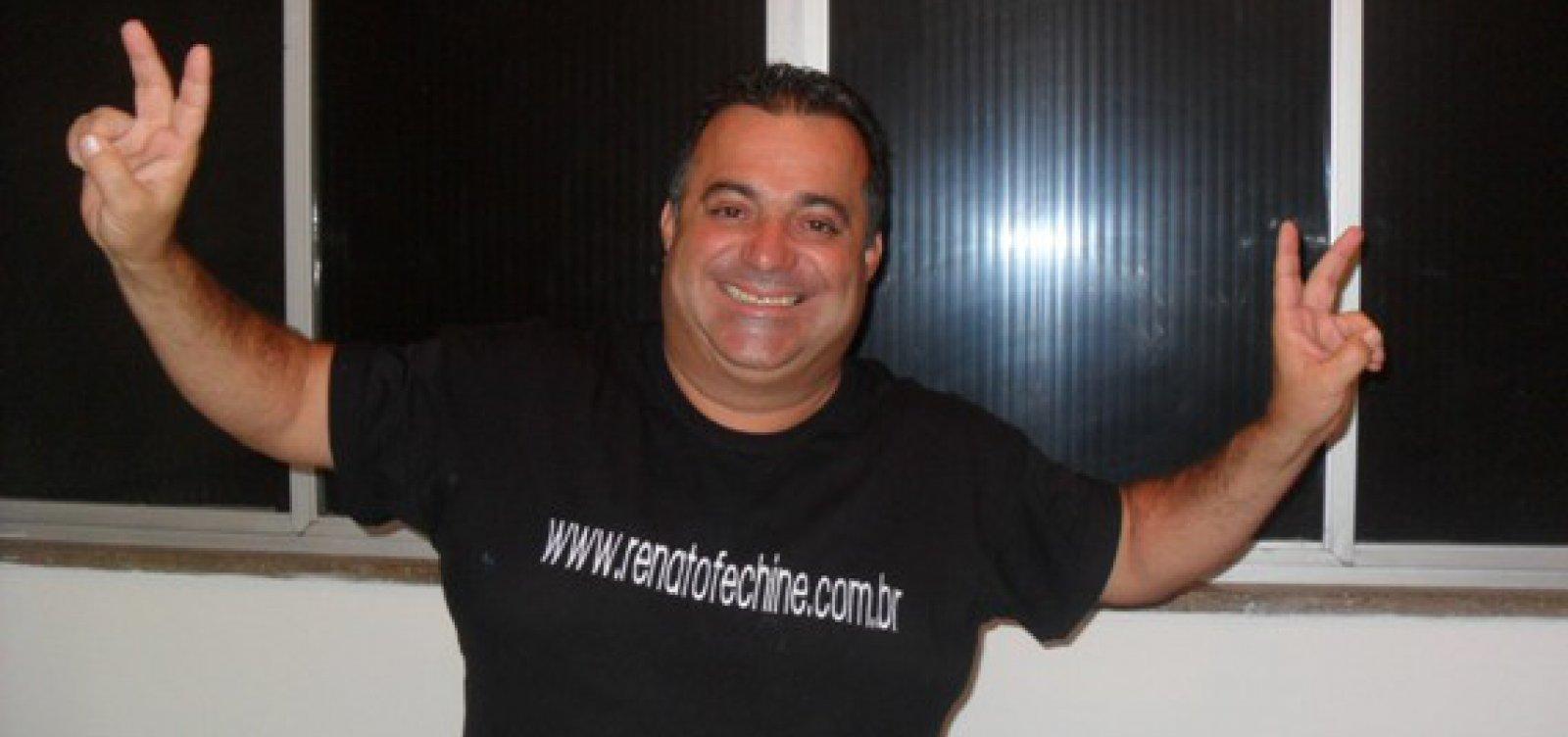 Humorista Renato Fechine morre aos 53 anos