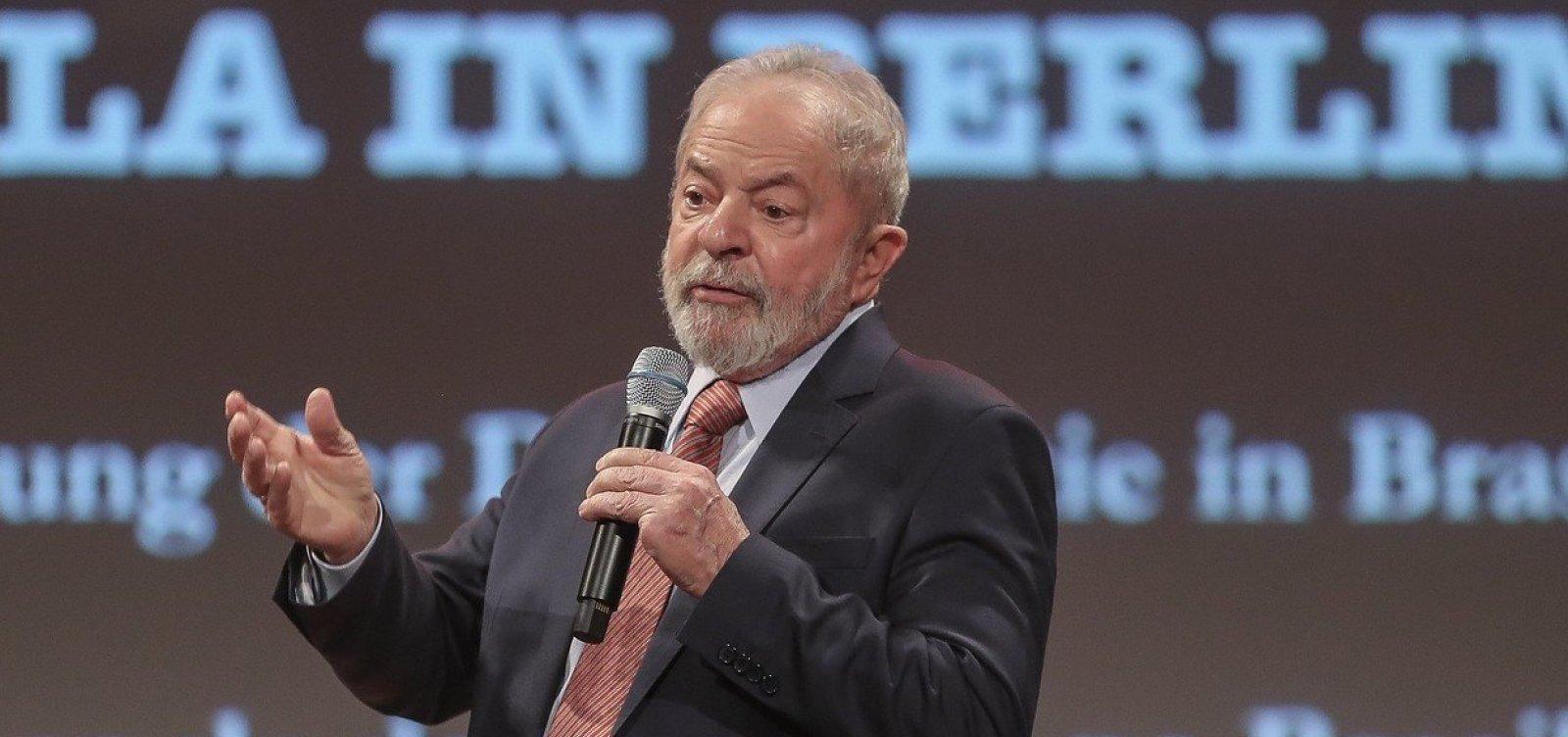 STF decide nesta terça-feira se Lula pode ter acesso a mensagens vazadas de Moro