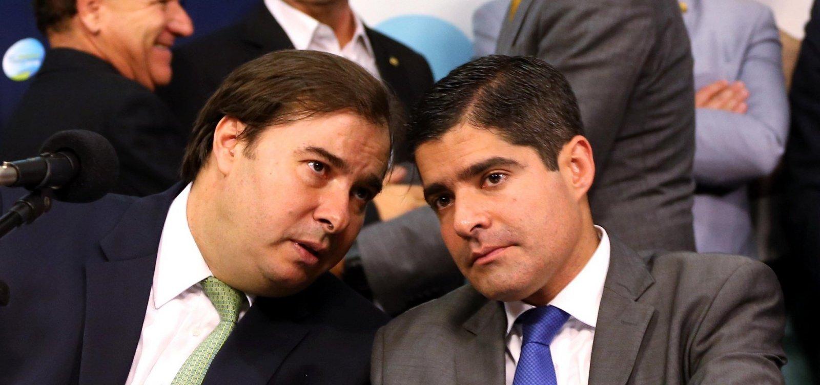 ACM Neto rebate críticas de Maia: 'Não houve traição do Democratas, nem adesão ao governo Bolsonaro'