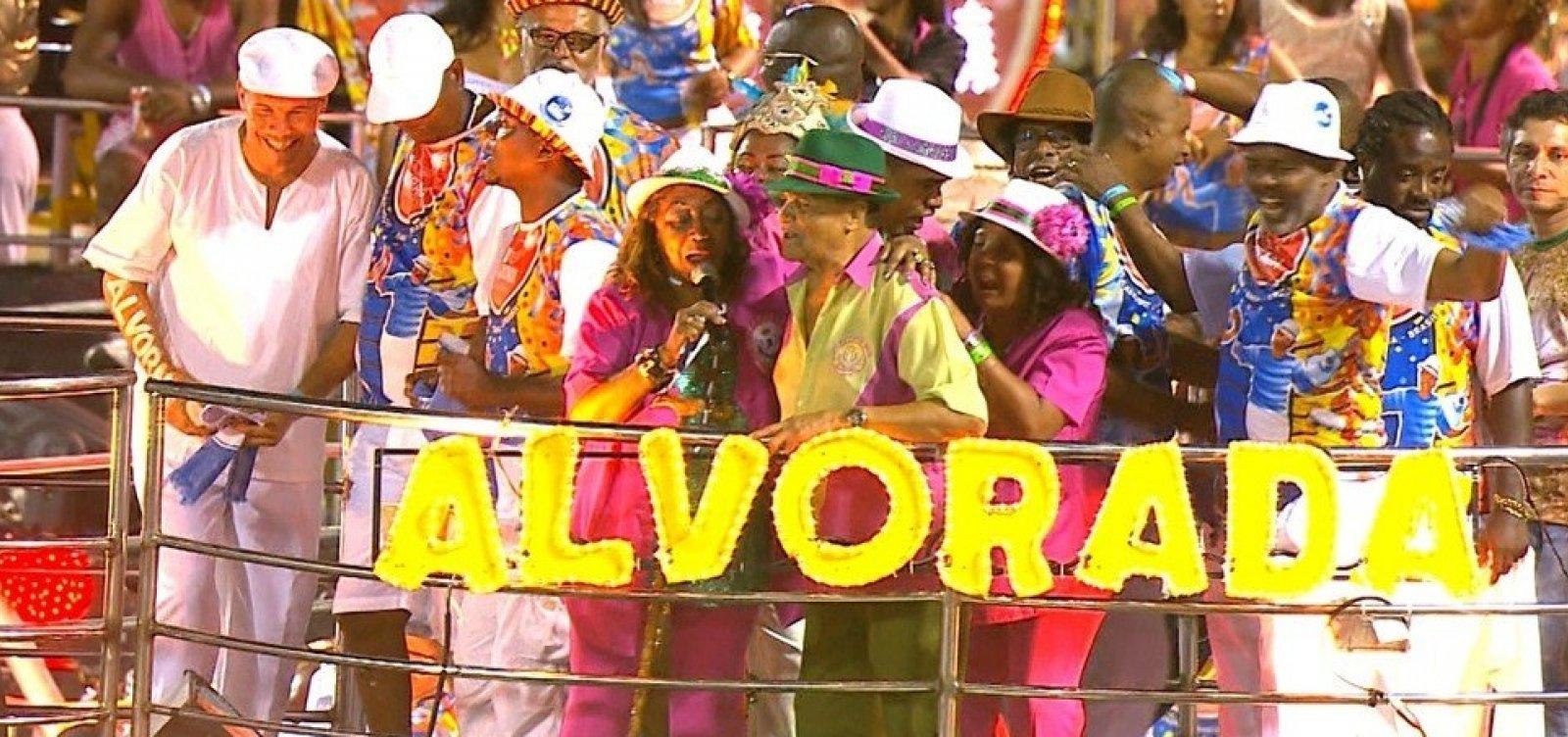 Pioneiro do samba, bloco Alvorada fará live nesta sexta (12)