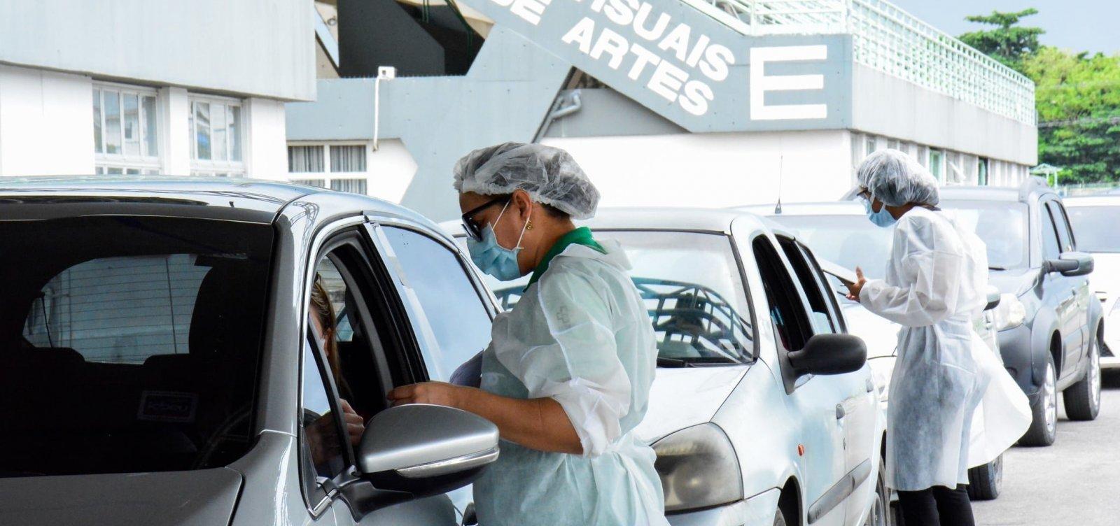 Covid-19: prefeitura de Salvador prevê imunização de 30 mil idosos até domingo