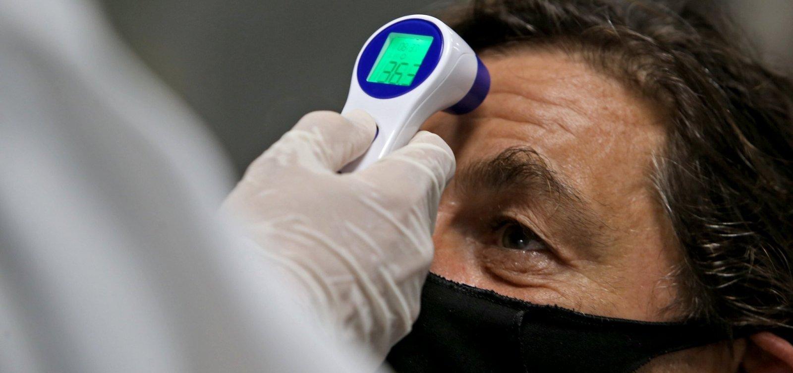 Coronavírus: Suíça detecta primeiro caso de variante brasileira