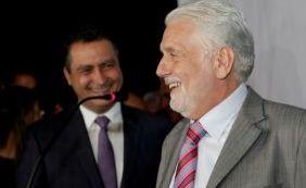 Wagner exalta Rui Costa e destaca avanço do metrô de Salvador