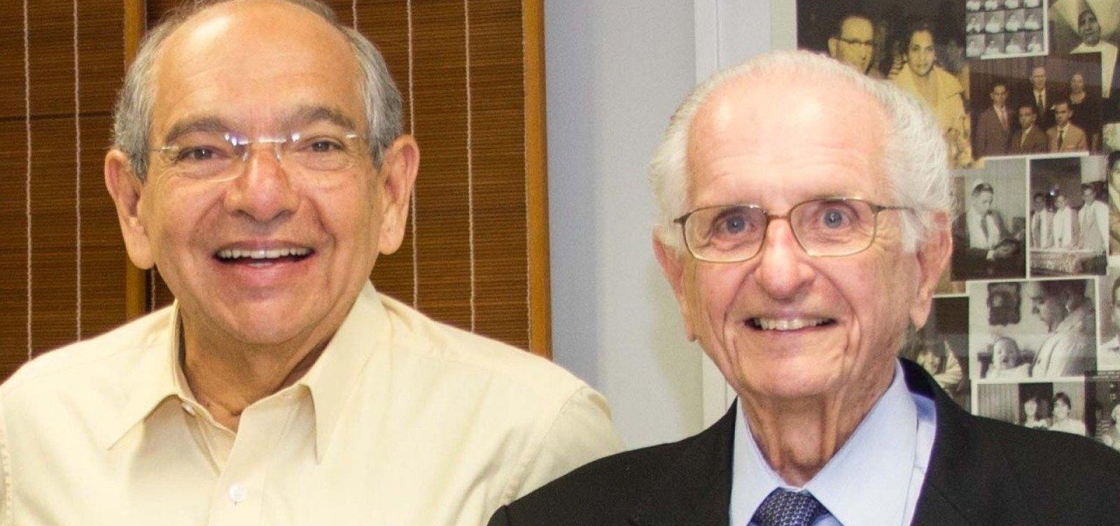 MK lamenta morte de Dr. Roberto Santos: 'A Bahia e o Brasil tem muito para te agradecer, e eu também'