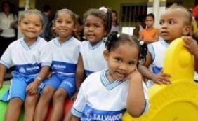 Rede municipal tem mais de 13 mil vagas para educação infantil em 2016