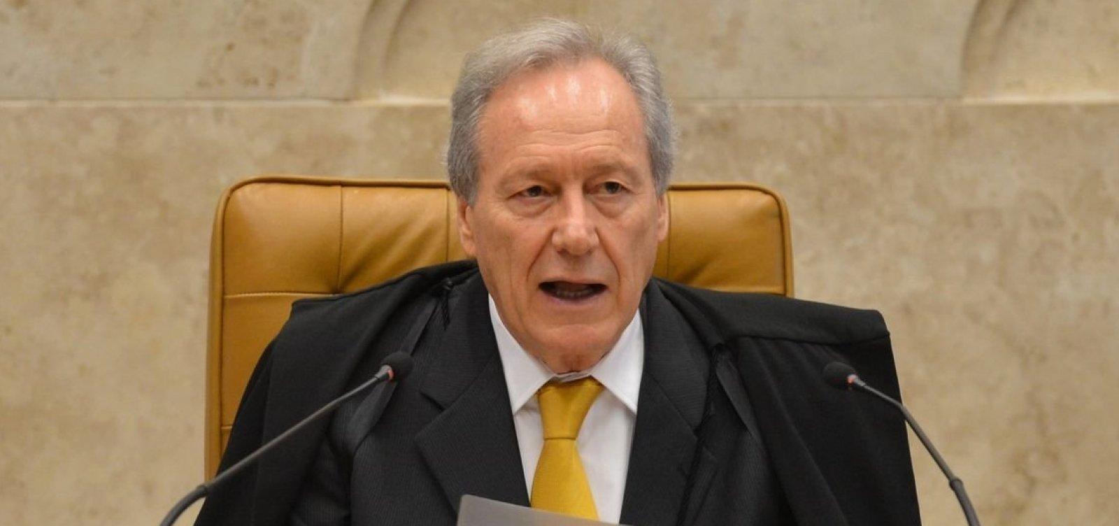 Maioria da 2ª Turma do STF vota pelo acesso de Lula a diálogos entre Moro e procuradores da Lava-Jato
