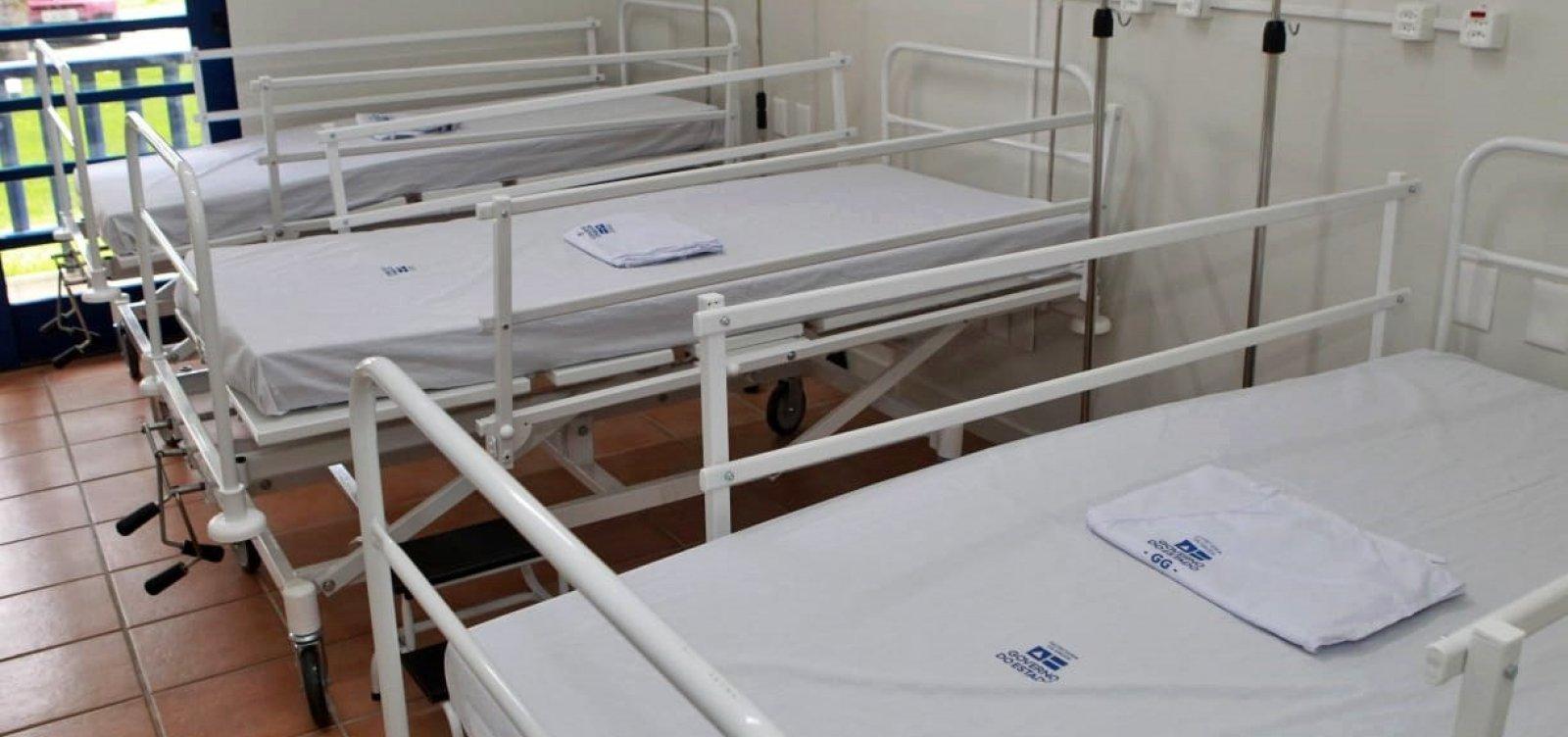 Senado aprova projeto que proíbe desativação de hospitais de campanha durante pandemia