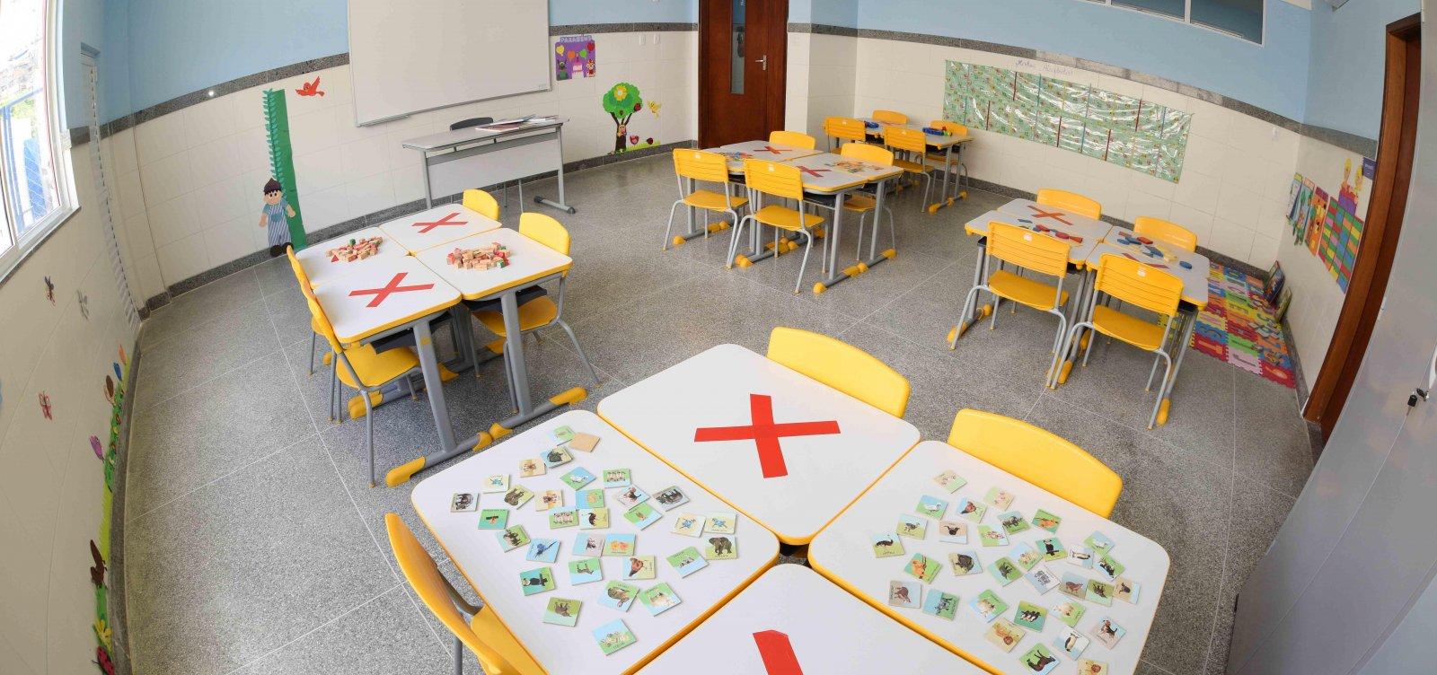 Debate sobre volta às aulas avança na Bahia e especialistas veem cenário seguro