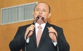 Nilo viaja e Adolfo Menezes assume presidência da Assembleia Legislativa