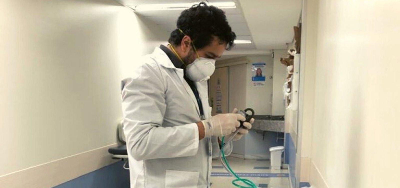 Pesquisadores brasileiros comprovam presença do coronavírus no ar