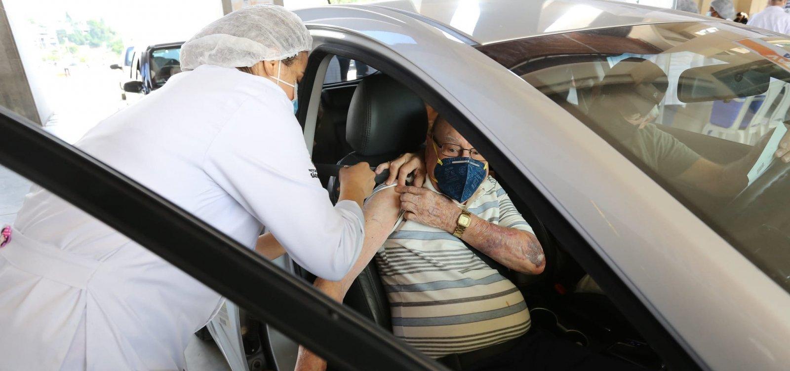 Brasil já vacinou 4,58 milhões de pessoas, diz consórcio de imprensa