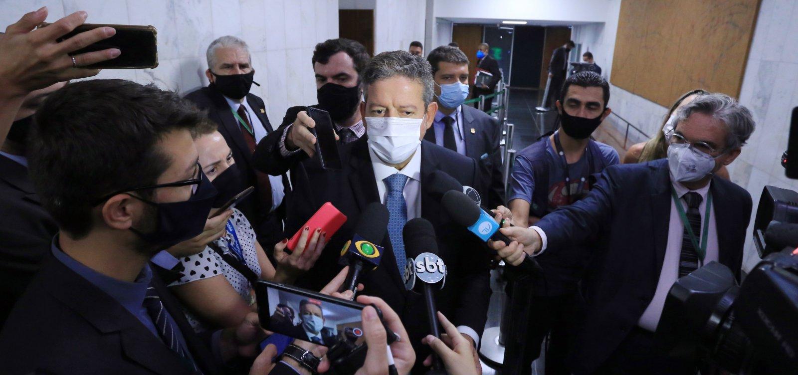 Arthur Lira inicia despejo de jornalistas da Câmara