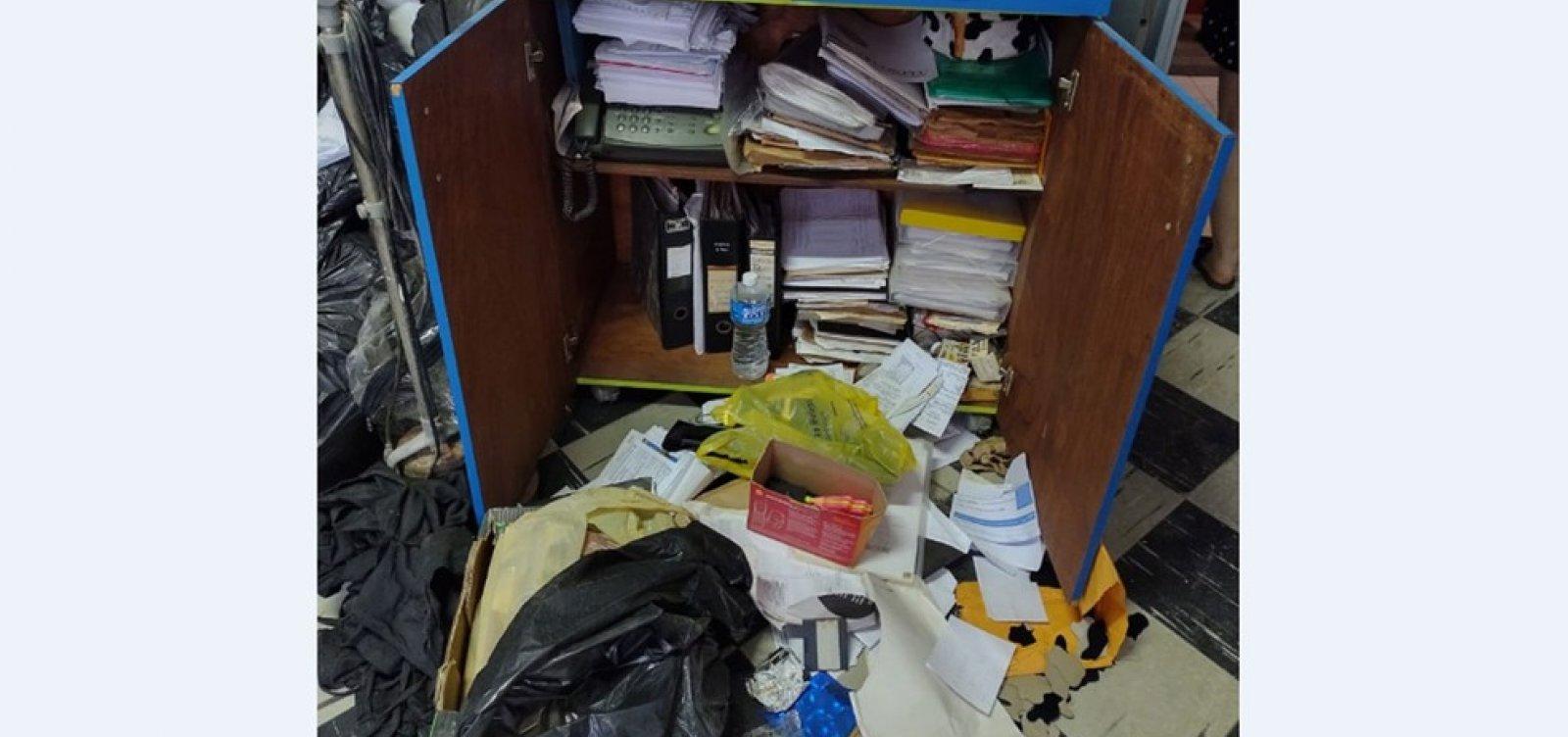 Sede da Cia Baiana de Patifaria é arrombada e objetos são levados por assaltantes em Salvador