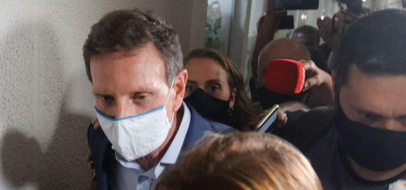 Gilmar Mendes derruba prisão domiciliar e concede liberdade a Crivella