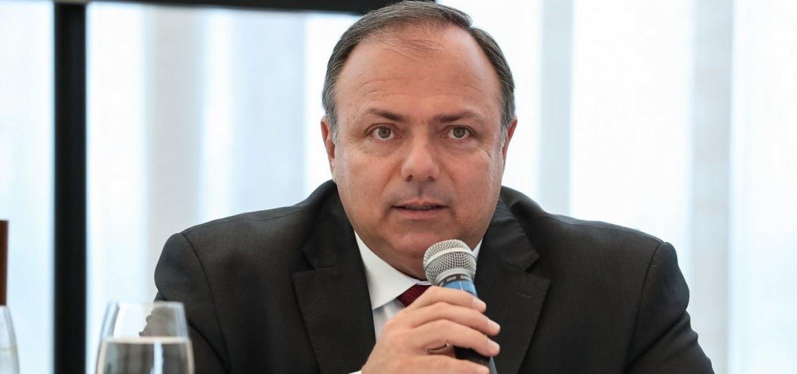Ministro da Saúde, general Pazuello não tem formação acadêmica em logística