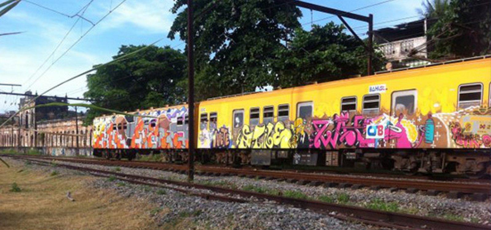 Após quase 170 anos de história, trens do Subúrbio têm funcionamento encerrado neste sábado