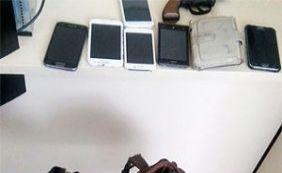 Polícia prende homem suspeito de roubar carro na praça do Imbuí
