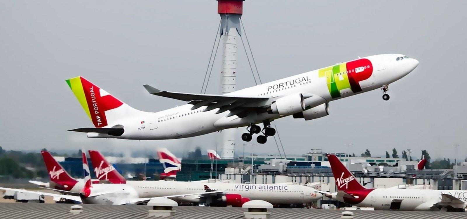 Portugal estende suspensão de voos com origem e destino ao Brasil até março