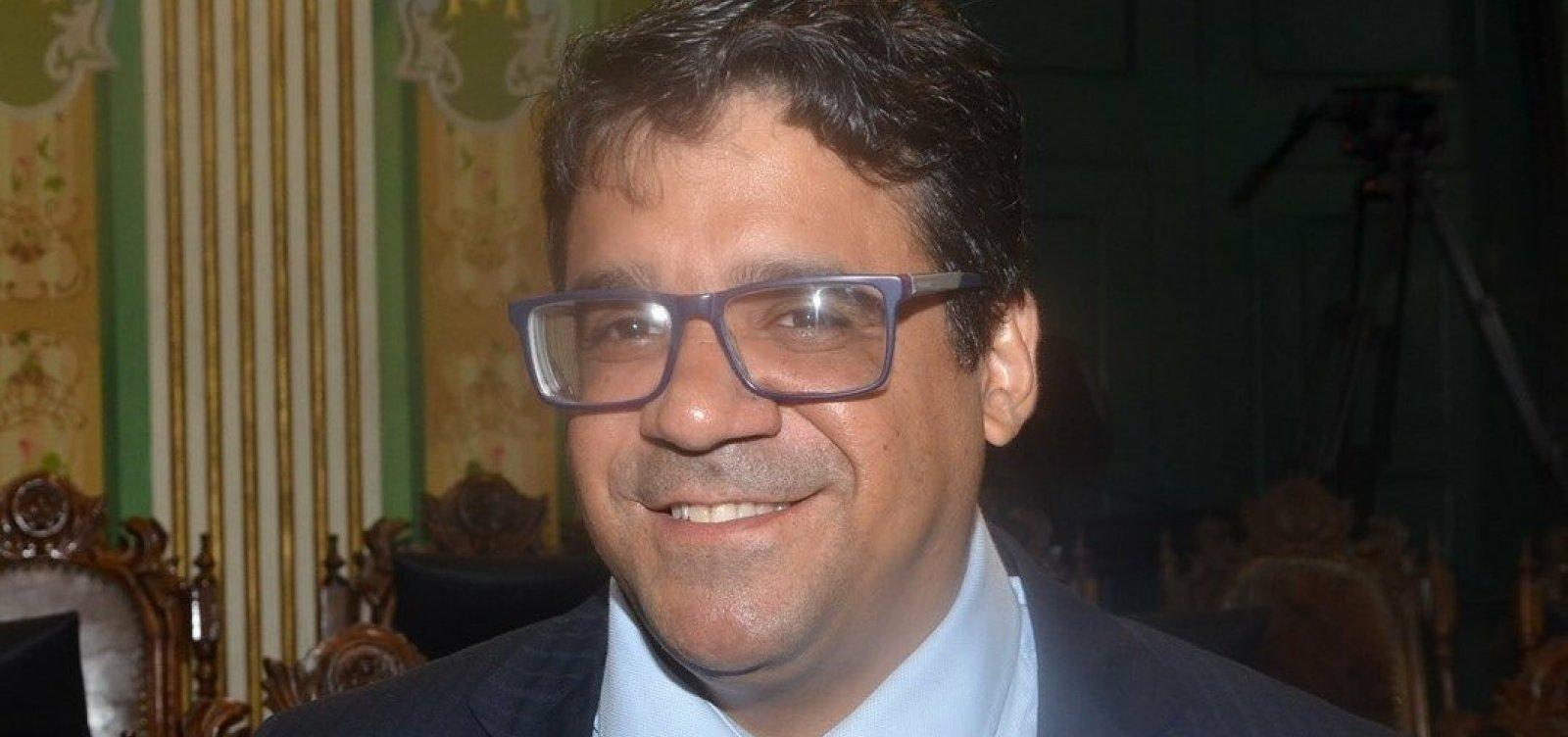 Vereador Daniel Rios morre aos 46 anos em Salvador
