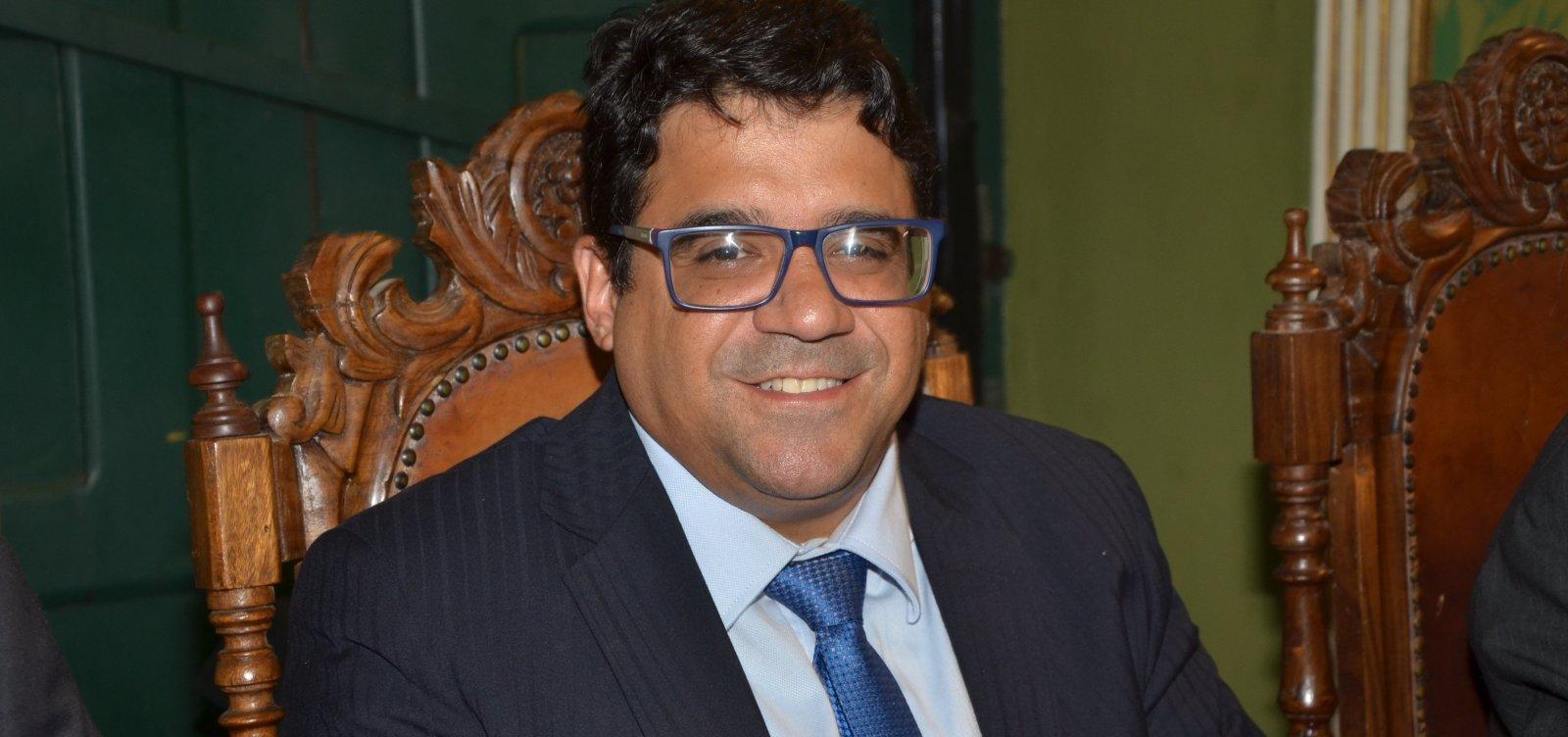 Prefeitura de Salvador decreta luto oficial de dois dias pela morte do vereador Daniel Rios