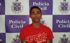 Polícia prende homem acusado de assassinar vigilante em Brumado