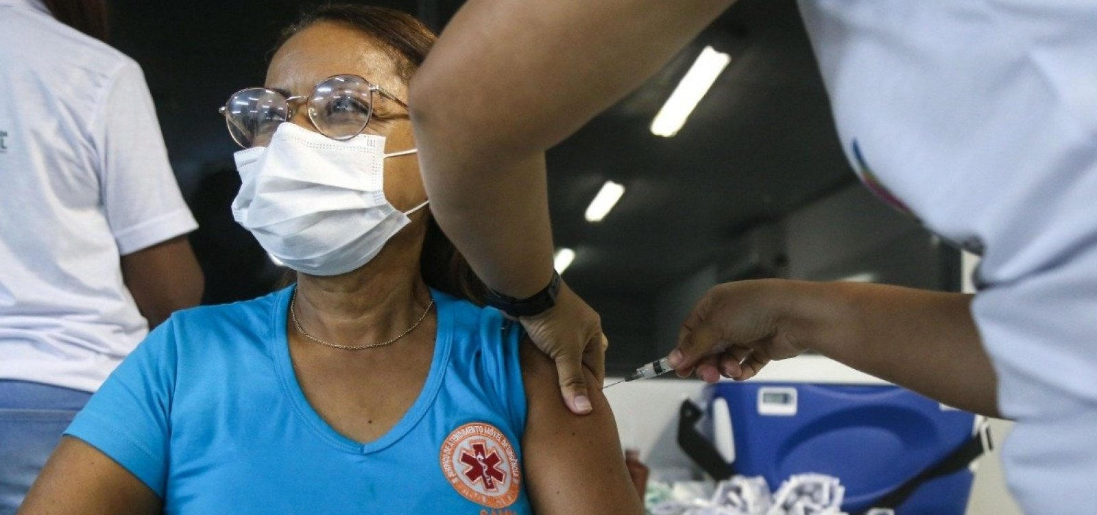 Aplicação de segunda dose começa em Salvador nesta terça-feira