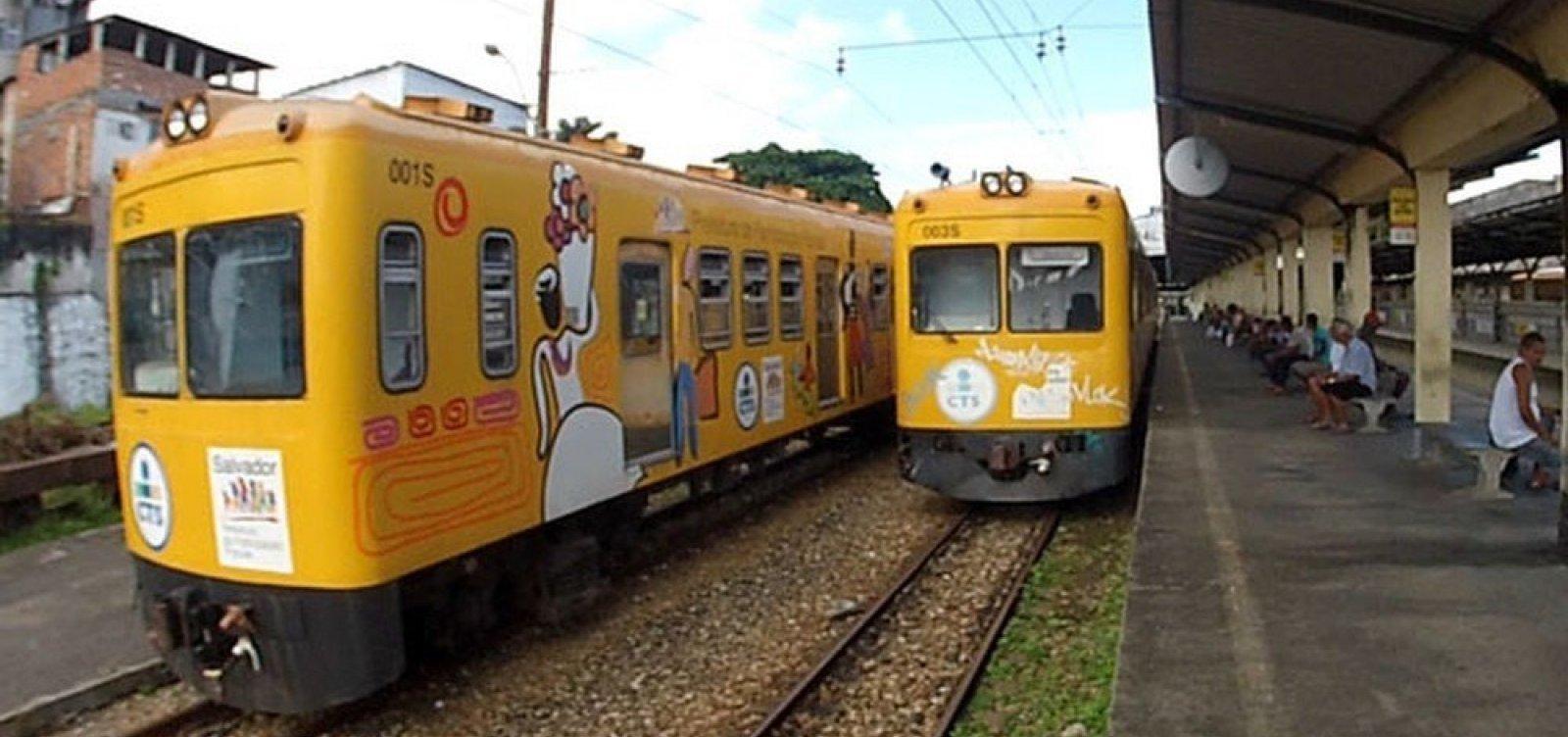 Com o encerramento do trem do Subúrbio, passageiros reclamam do valor da passagem de ônibus