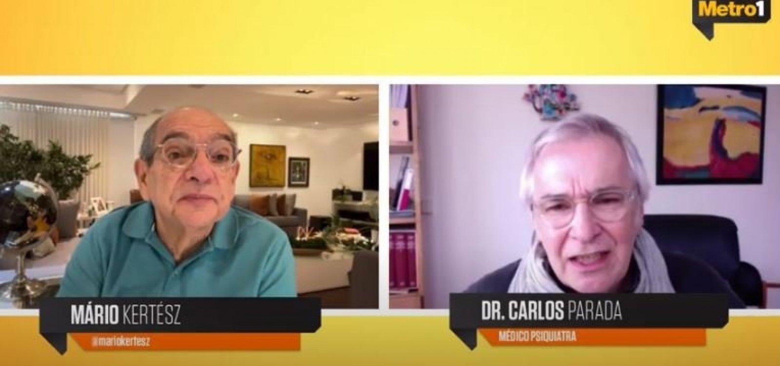 Psiquiatra defende quebra de patentes e critica monopólio da indústria da vacinação