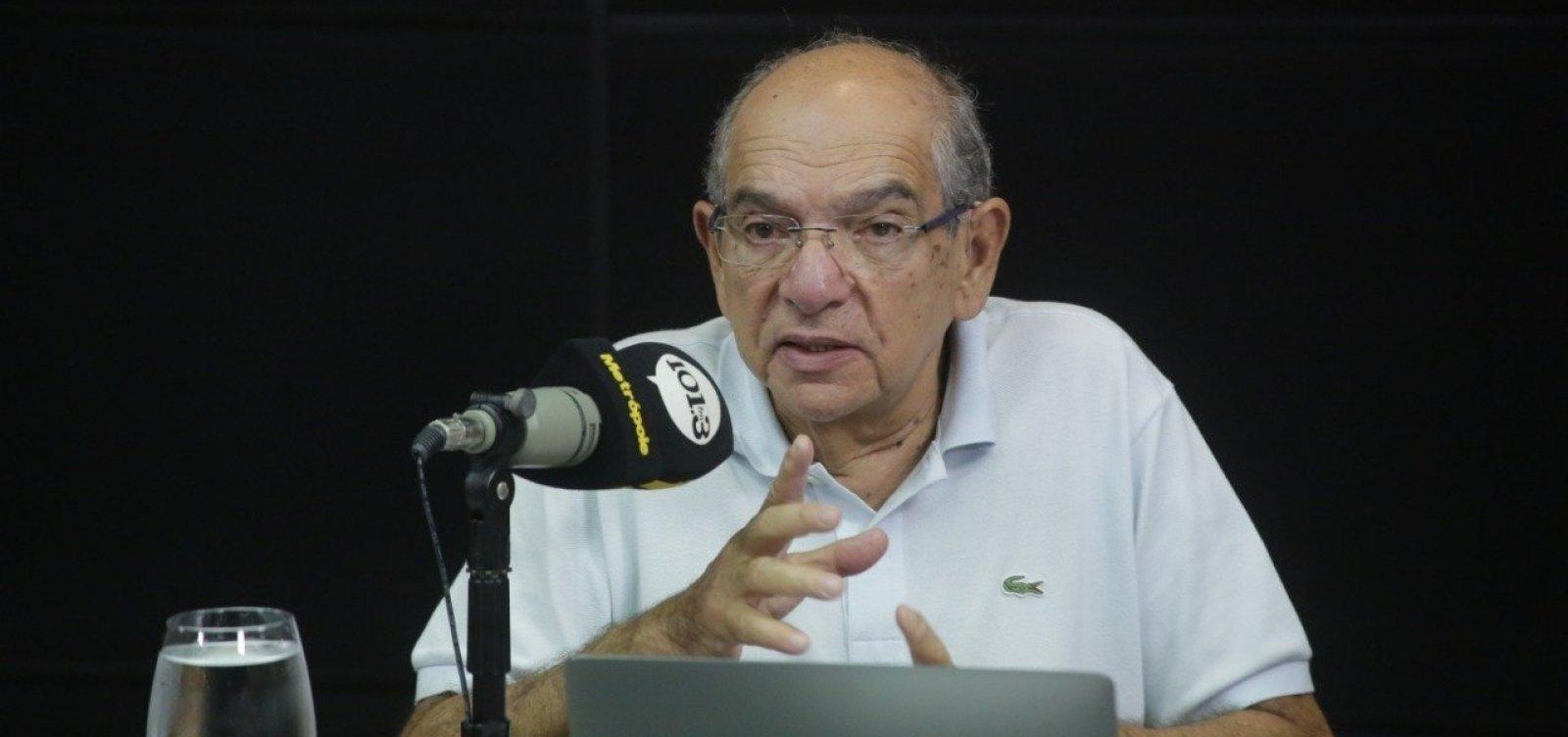 MK elogia reação de Fachin a mensagens de Villas Bôas contra o STF; ouça