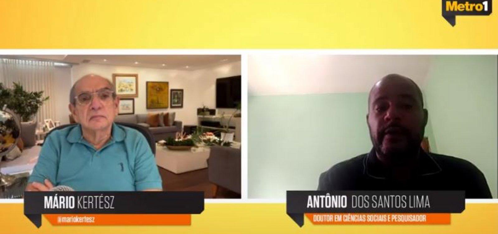 Pesquisador avalia mercado da droga e seus impactos em Salvador