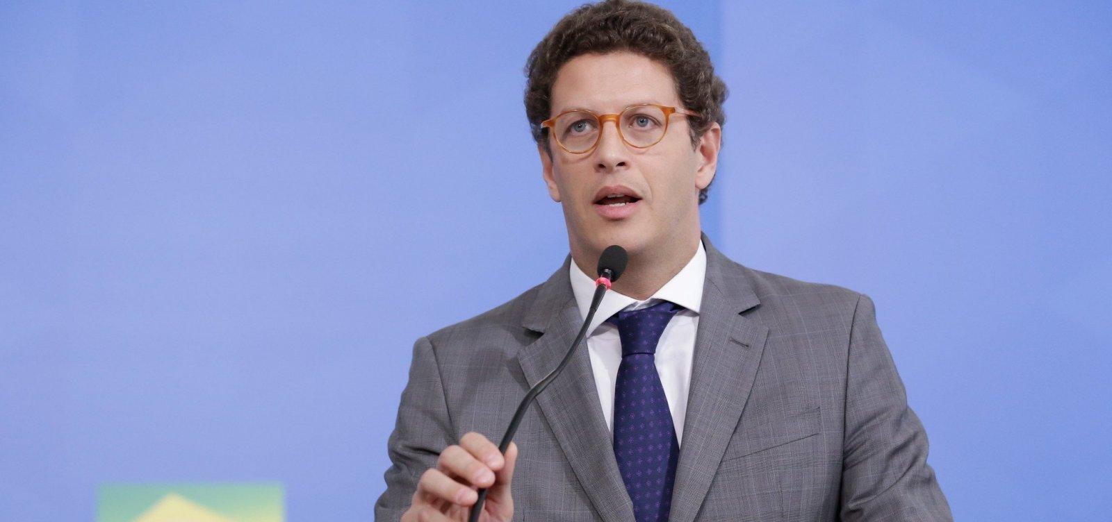 Ministro do Meio Ambiente, Ricardo Salles é diagnosticado com Covid-19