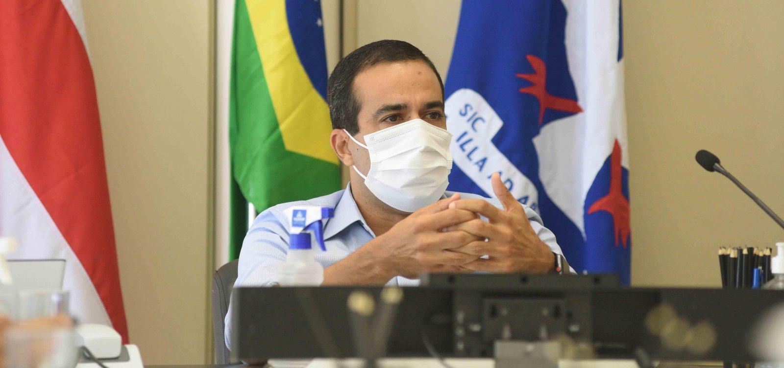 Aumento de casos é 'sinal claro' de circulação de nova cepa do coronavírus, diz Bruno Reis