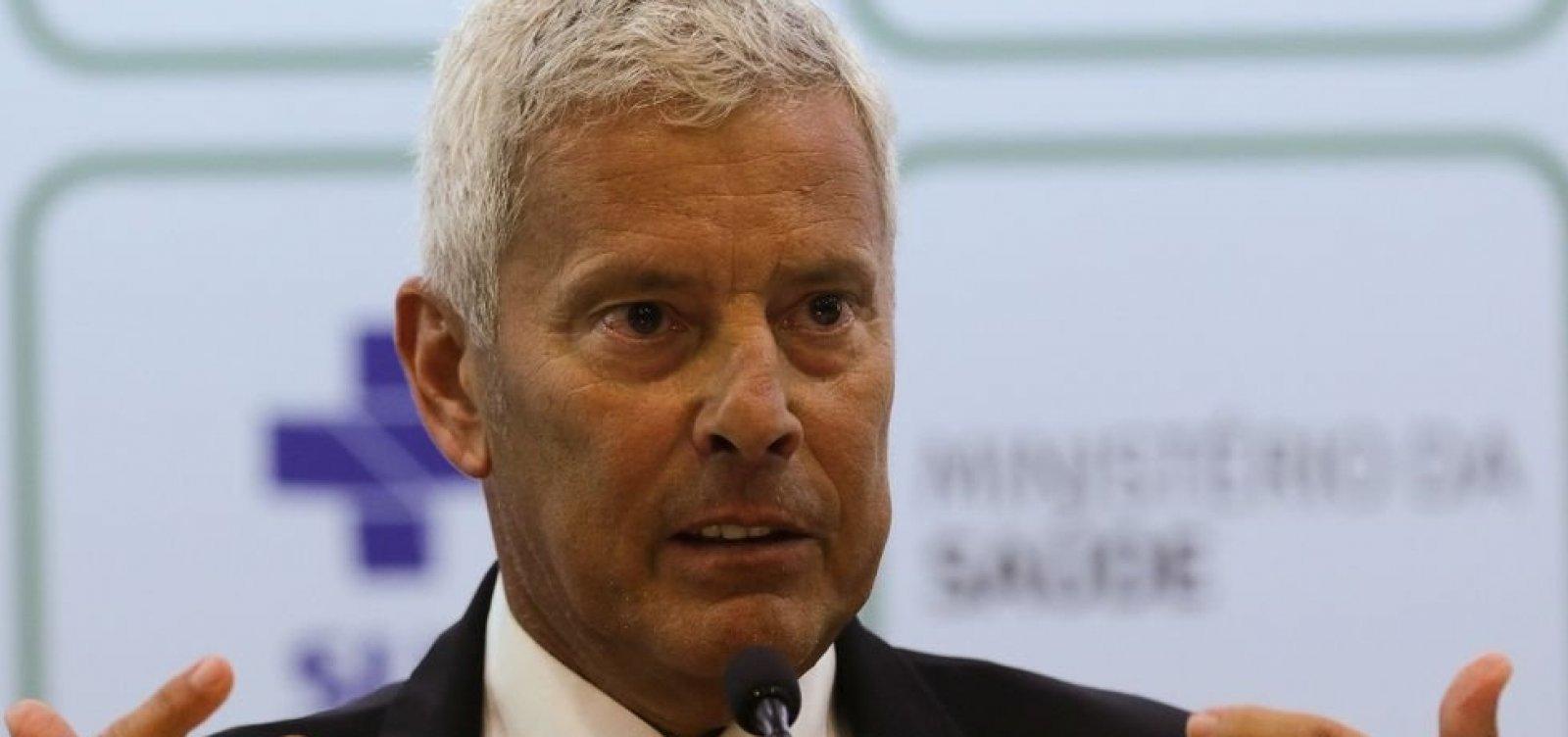 'Má vontade' do Ministério da Saúde atrasou vacinação, diz Gabbardo