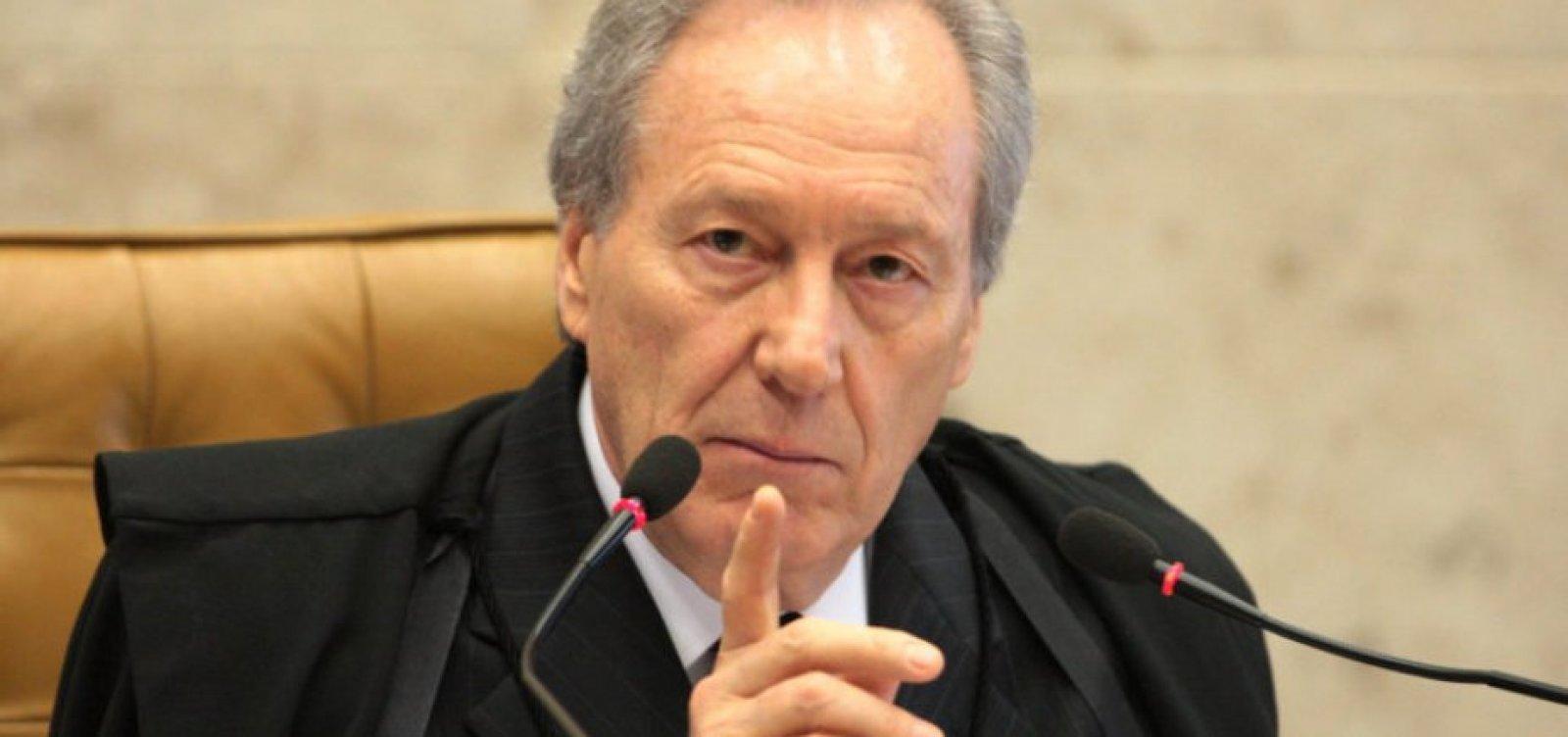 STF dá prazo para Ministério da Justiça esclarecer cooperação internacional na Lava Jato