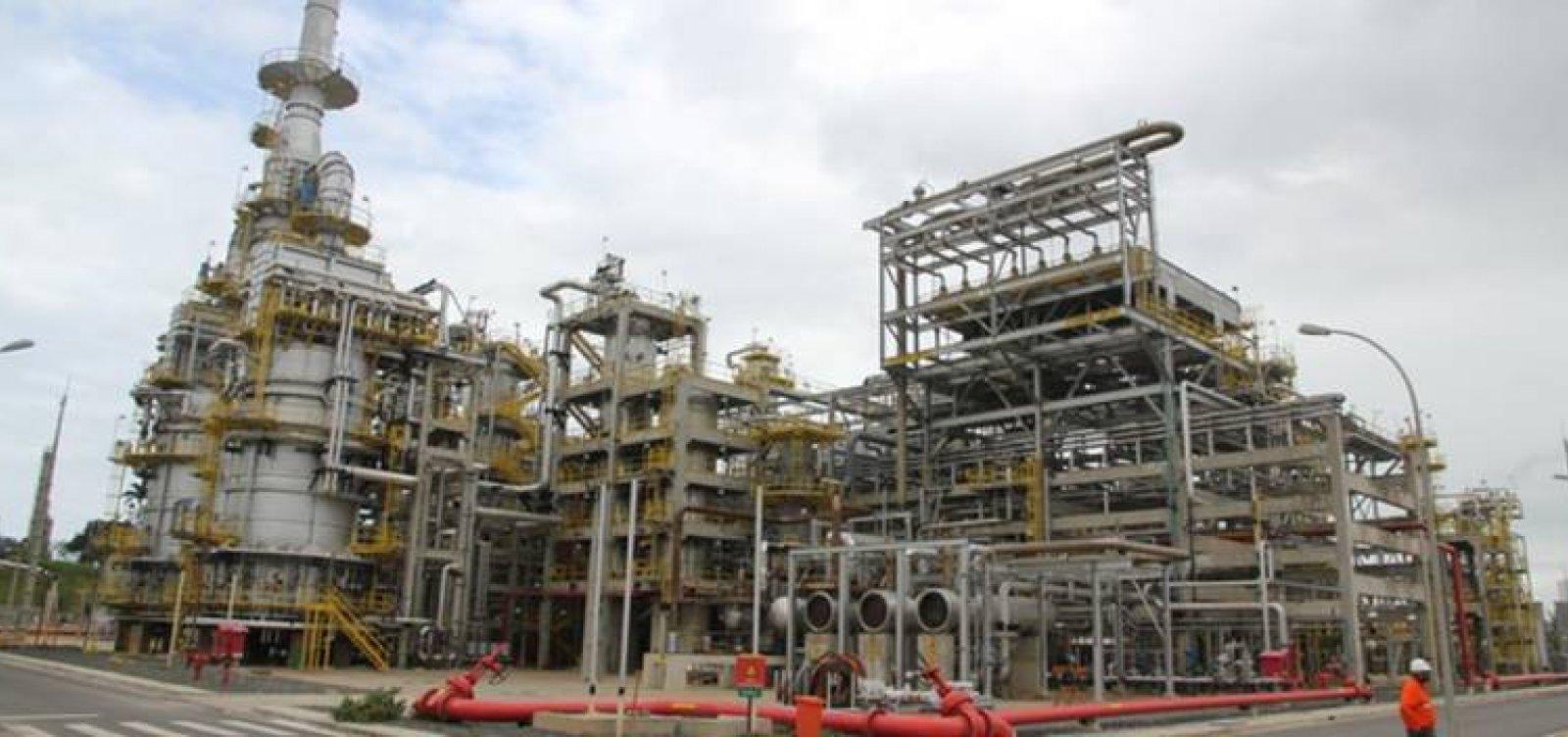 Ato em refinaria do Recôncavo marcará primeiro dia de greve dos petroleiros da Bahia nesta quinta