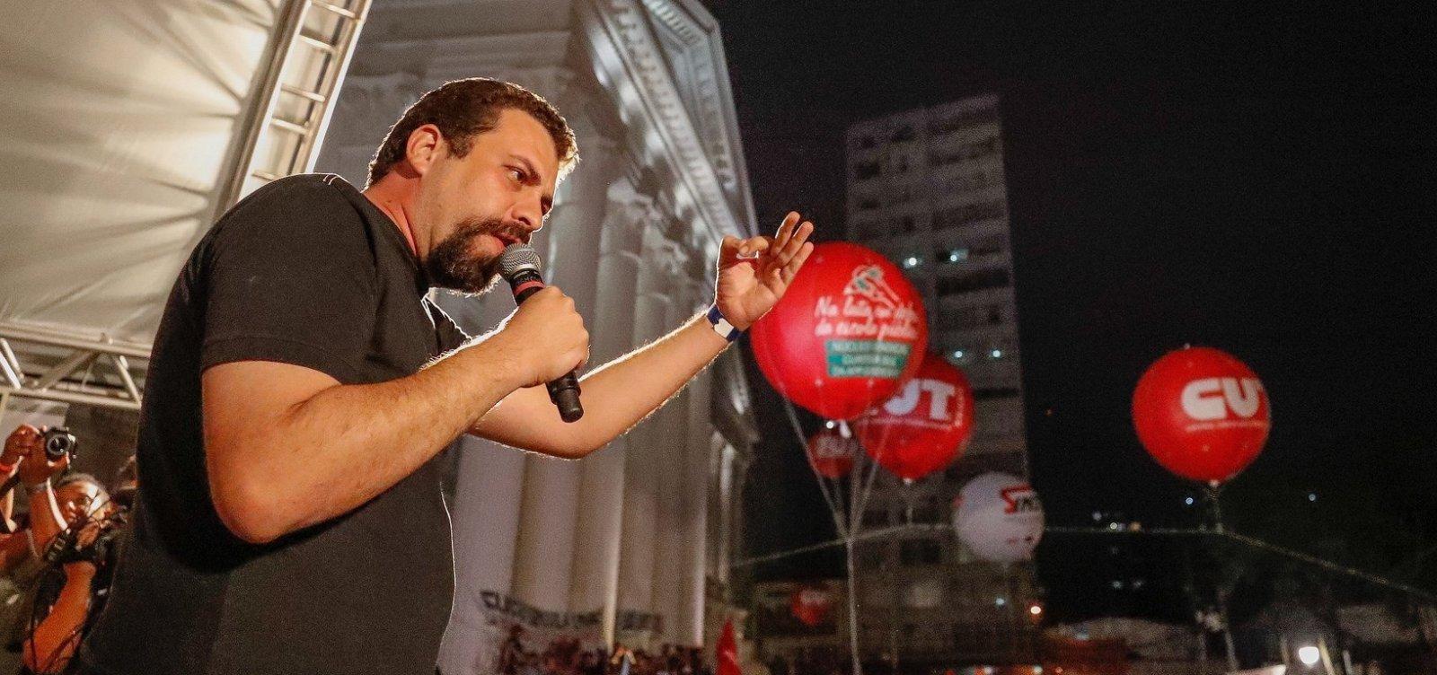 Revista Time elege Guilherme Boulos e Anitta entre os 100 líderes do futuro