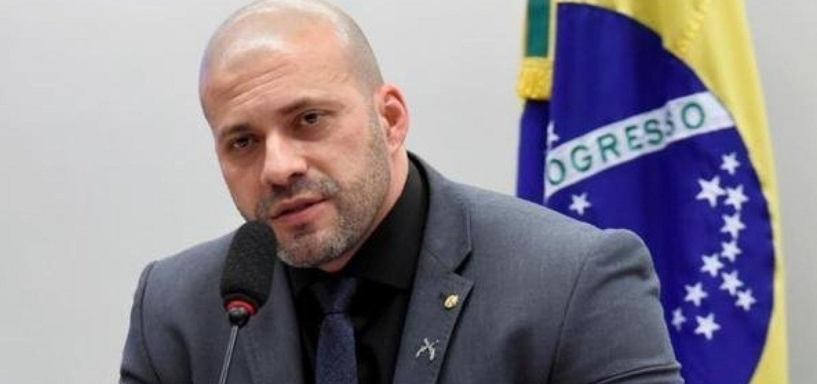Após audiência de custódia prisão de Daniel Silveira é mantida